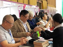 Vietnam Expo 2018 thu hút gần 500 doanh nghiệp tham gia