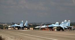 Syria sơ tán máy bay sang căn cứ Nga trước nguy cơ bị Mỹ không kích