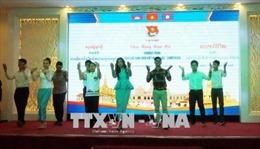 Giao lưu sinh viên ba nước Việt Nam - Lào - Campuchia
