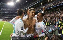 Ghi bàn ở giây cuối trên chấm phạt đền, Ronaldo đưa Real vào bán kết