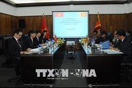 Thứ trưởng Đặng Đình Quý đồng chủ trì Kỳ họp tham khảo chính trị Việt Nam - Sri Lanka