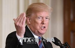 Tổng thống Mỹ vẫn đang cân nhắc thời điểm tấn công Syria