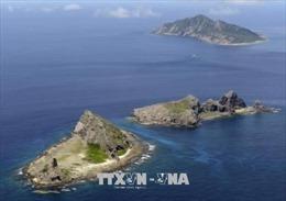 Nhật Bản tăng cường tuần tra quanh đảo tranh chấp với Trung Quốc