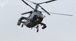 Trực thăng quân sự Nga rơi, 2 phi công thiệt mạng