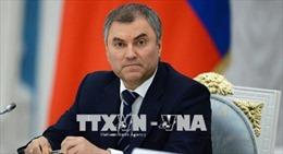 Nga chuẩn bị dự luật đáp trả các biện pháp trừng phạt của Mỹ và các nước phương Tây