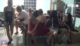 Hơn 100 thanh niên nghi sử dụng ma túy trong quán bar