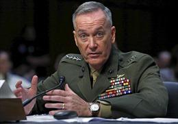 Mỹ khẳng định tránh lực lượng Nga, chỉ tấn công 3 mục tiêu ở Syria