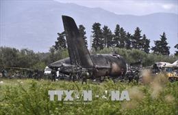 Algeria tổ chức Lễ cầu nguyện cho nạn nhân vụ máy bay rơi thảm khốc
