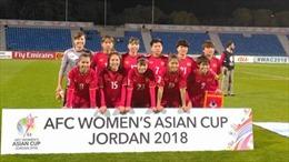 Đội tuyển bóng đá nữ Việt Nam dự kiến có mặt tại sân bay Nội Bài lúc 6h ngày 15/4