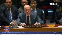 Nga chỉ trích động thái quân sự nhằm vào Syria
