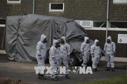 Nga khẳng định không sản xuất chất độc BZ trong vụ đầu độc điệp viên Skripal