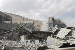 Mỹ, Anh, Pháp đề nghị HĐBA LHQ điều tra vụ tấn công nghi sử dụng vũ khí hóa học tại Syria