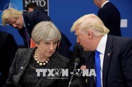 Tổng thống Mỹ điện đàm với lãnh đạo Anh, Pháp về cuộc không kích Syria