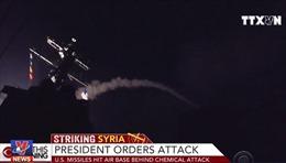 Cuộc chiến tại Syria phản ánh phương Tây quyết tâm duy trì trật tự cũ