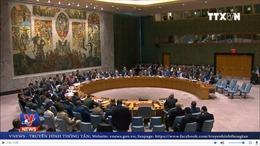 HĐBA LHQ không thông qua được nghị quyết lên án Mỹ tấn công Syria