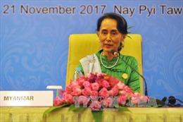 Cố vấn Nhà nước Myanmar sẽ thăm chính thức Việt Nam