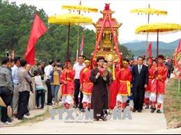 Quảng Ninh khai hội Miếu Ông - Miếu Bà