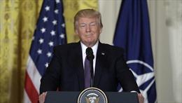 Mỹ tuyên bố các lực lượng sẵn sàng tiếp tục tấn công Syria