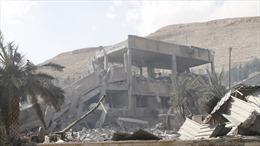 Liên quân Mỹ-Pháp-Anh phối hợp không ăn ý trong vụ tấn công Syria