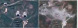 Mỹ không sợ tấn công vũ khí hóa học Syria, chất độc sẽ phát tán?