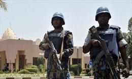 Giao tranh ác liệt giữa binh sĩ LHQ và các tay súng tại Mali