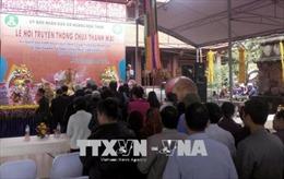 Tưởng niệm 688 năm ngày viên tịch của Pháp Loa - Đệ nhị Tổ Thiền phái Trúc Lâm Yên Tử