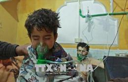 Nga khẳng định hình ảnh vụ tấn công hóa học tại Syria bị dàn dựng