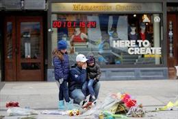 Lễ tưởng niệm đẫm cảm xúc 5 năm vụ đánh bom Boston