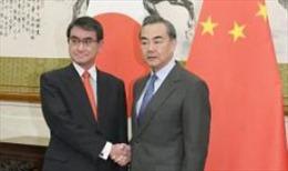 Nhật - Trung đối thoại kinh tế cấp cao lần thứ tư