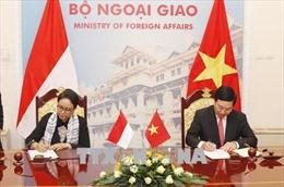 Kỳ họp lần thứ ba Ủy ban hợp tác song phương Việt Nam - Indonesia