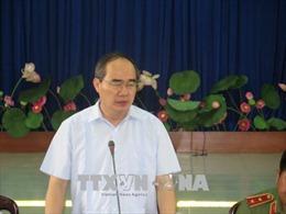 Bí thư Thành uỷ Thành phố Hồ Chí Minh Nguyễn Thiện Nhân: Quản lý cán bộ qua hệ thống để không bị động
