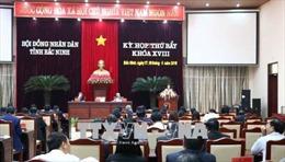 Kỳ họp thứ Bảy, HĐND tỉnh Bắc Ninh khóa XVIII thông qua 19 nghị quyết chuyên đề