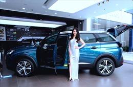 Peugeot 3008 và 5008 lập kỷ lục doanh số tại Việt Nam