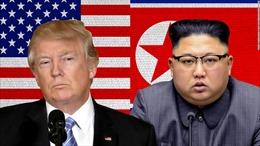 Tổng thống Trump chính thức xác nhận đang đàm phán cấp cao nhất với Triều Tiên