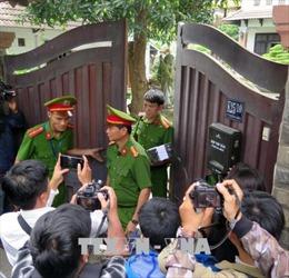 Khám xét nhà nguyên lãnh đạo TP Đà Nẵng liên quan đến vụ án Phan Văn Anh Vũ