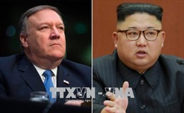 Tổng thống Mỹ xác nhận Giám đốc CIA gặp nhà lãnh đạo Kim Jong-un tại Triều Tiên