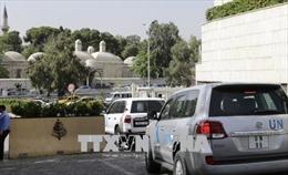 LHQ xúc tiến công tác đảm bảo an ninh cho phái đoàn OPCW tại Syria