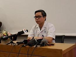 Lãnh đạo bệnh viện Xanh Pôn thông tin vụ hành hung bác sĩ: Bác sĩ C. vẫn đang hoảng loạn, phải nghỉ việc