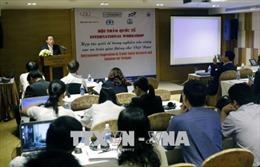Hợp tác quốc tế trong nghiên cứu nâng cao an toàn giao thông tại Việt Nam