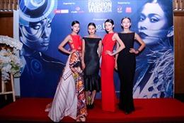 Khai mạc Tuần lễ Thời trang quốc tế Việt Nam Xuân Hè 2018