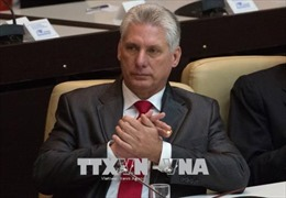 Chủ tịch Hội đồng Nhà nước và Hội đồng Bộ trưởng Cuba cùng Phu nhân thăm Việt Nam từ ngày 8 - 10/11
