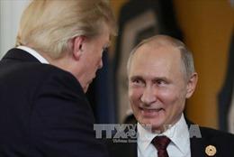 Tổng thống Trump mời người đồng cấp Nga Putin thăm Mỹ