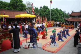 Lễ giỗ Đức Quốc Tổ Lạc Long Quân và dâng hương tưởng niệm Tổ Mẫu Âu Cơ