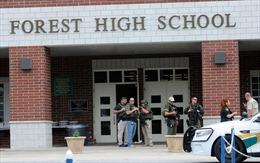 Nổ súng trong ngày học sinh Mỹ tuần hành phản đối súng đạn