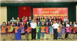 Nghệ An: Nhiều địa phương 'nợ' tiêu chí bảo đảm bình đẳng giới trong quản lý cán bộ
