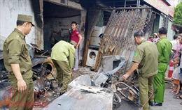 Hỏa hoạn nghiêm trọng tại Nam Định làm 3 mẹ con tử vong