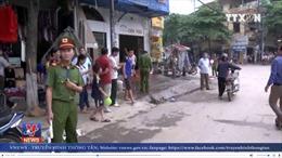 Nổ bình khí hidro, một người bị thương tại Yên Bái