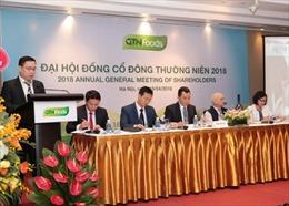 GTNfoods đặt kế hoạch lợi nhuận năm 2018 tăng trưởng gần 100% so với năm 2017