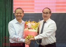 Phó Chủ tịch UBND TP Hồ Chí Minh Lê Văn Khoa xin thôi chức vụ