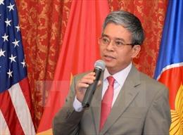 Nỗ lực thúc đẩy quan hệ Đối tác Toàn diện Việt Nam-Hoa Kỳ